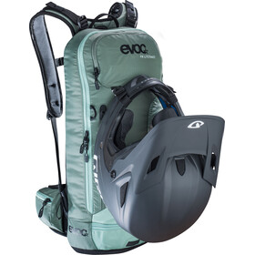 EVOC FR Lite Race Backpack 10 L green